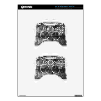 Piedeistallo other side of the relief by Giovanni Xbox 360 Controller Skin