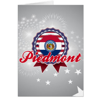 Piedmont, MO Greeting Card