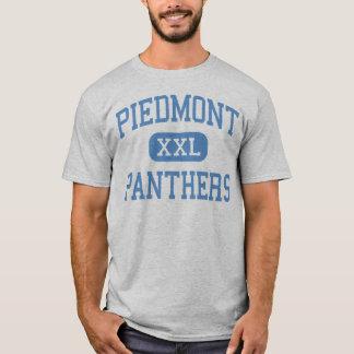 Piedmont - Panthers - High - Monroe North Carolina T-Shirt