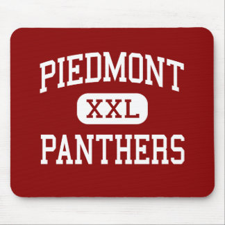 Piedmont - Panthers - Middle - Monroe Mouse Mats