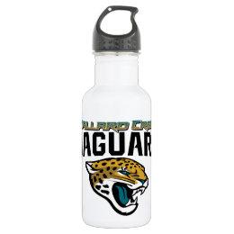 Piedmont Youth Football Mallard Creek Jaguars Stainless Steel Water Bottle