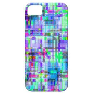 Piedra angular reconstruida iPhone 5 Case-Mate cárcasa