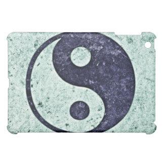 Piedra azul Yin Yang