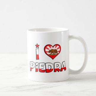 Piedra, CA Coffee Mugs
