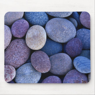 Piedra coloreada Mousepad Tapete De Raton