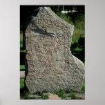 Piedra de la runa fuera del castillo de Gripsholm Impresiones