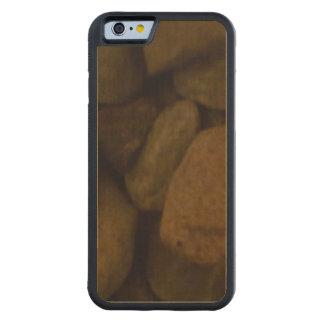 Piedra de la sauna funda de iPhone 6 bumper arce