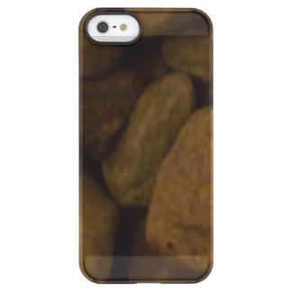 Piedra de la sauna funda permafrost™ deflector para iPhone 5 de uncom