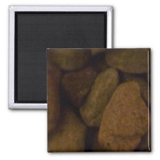 Piedra de la sauna iman de frigorífico