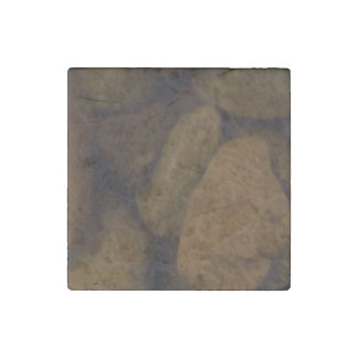 Piedra de la sauna imán de piedra
