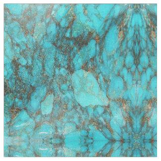 Piedra de la turquesa telas