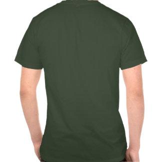 Piedra de lisonja irlandesa auténtica camisetas