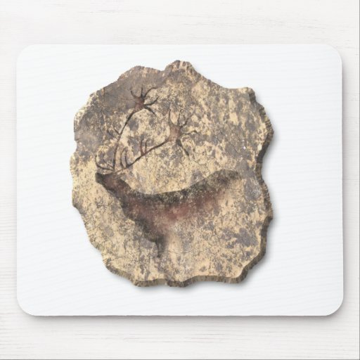 Piedra de los alces tapetes de ratón