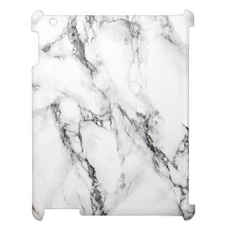 Piedra de mármol blanca con el negro texturizado