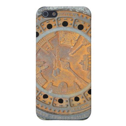 Piedra decorativa iPhone 5 carcasas