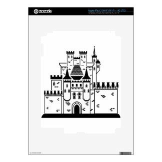 Piedra del castillo iPad 3 skins