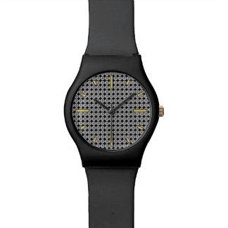 Piedra del diamante reloj