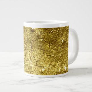 Piedra del oro taza grande