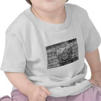 Piedra hecha frente camisetas