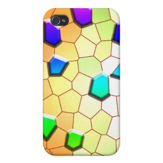 Piedra mágica iPhone 4 carcasas