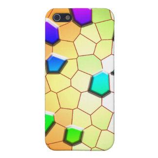 Piedra mágica iPhone 5 carcasas