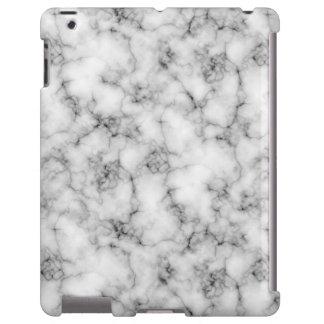 Piedra natural de mármol blanca muy realista impre
