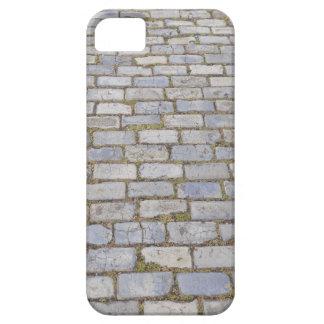 Piedra puertorriqueña del adoquín iPhone 5 carcasa