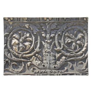 Piedra romana mantel individual