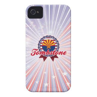 Piedra sepulcral, AZ Case-Mate iPhone 4 Coberturas