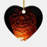Piedra sepulcral de la araña ornamentos de reyes