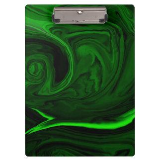 piedra verde de la malaquita de la textura