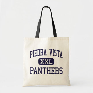 Piedra Vista - Panthers - High - Farmington Budget Tote Bag