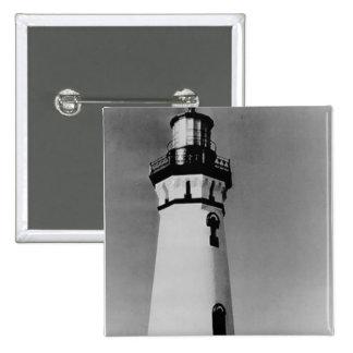 Piedras Blancas Lighthouse Button