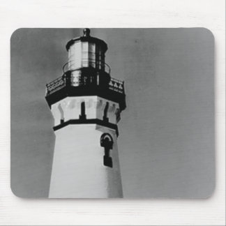 Piedras Blancas Lighthouse Mouse Pad