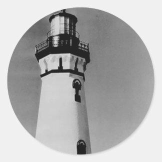 Piedras Blancas Lighthouse Sticker