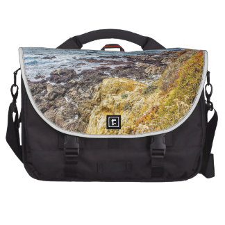 Piedras Blancas Lighthouse View Bags For Laptop