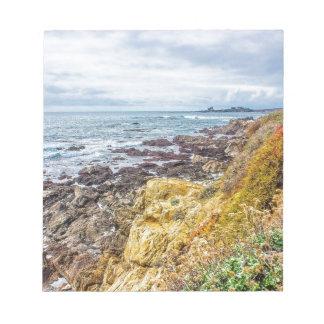 Piedras Blancas Lighthouse View Memo Pads