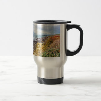 Piedras Blancas Lighthouse View Travel Mug
