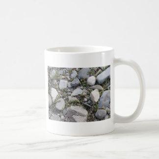 piedras de fondo taza