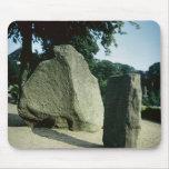 Piedras de la runa de Viking Alfombrilla De Ratones