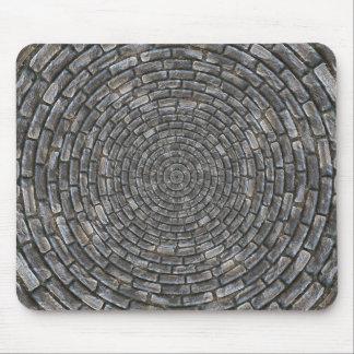 Piedras de los círculos tapetes de ratón