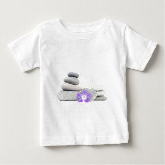 Piedras de spa playera para bebé