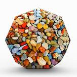 Piedras del césped