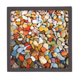Piedras del césped caja de regalo de calidad