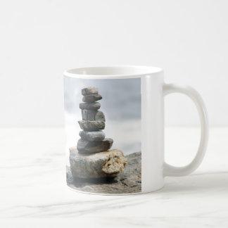 Piedras del mojón taza clásica