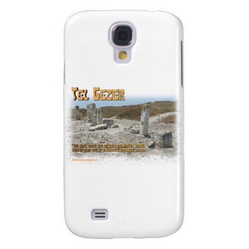 Piedras derechas del teléfono Gezer Funda Para Galaxy S4