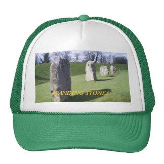 Piedras derechas gorras