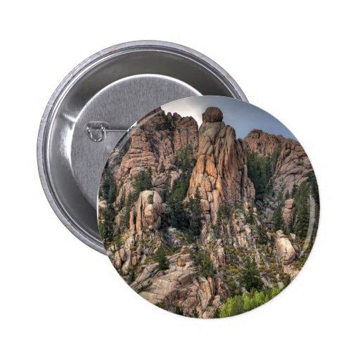 Piedras elevadas pin