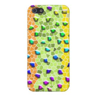 piedras mágicas iPhone 5 protectores