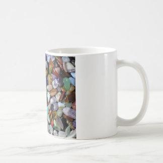 Piedras minerales taza clásica